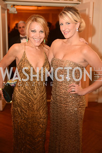 Wendy Gordon, Kimberly Robinson, Capital City Ball, The Washington Club in Dupont, Saturday November 17, 2012, Photo by Ben Droz.