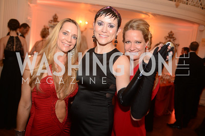 Lisa Pfenninger, Jen Ramos, Jenn Hinkle, Capital City Ball, The Washington Club in Dupont, Saturday November 17, 2012, Photo by Ben Droz.