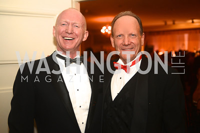 John Dunford, Brian Hinchcliff, Capital City Ball, The Washington Club in Dupont, Saturday November 17, 2012, Photo by Ben Droz.