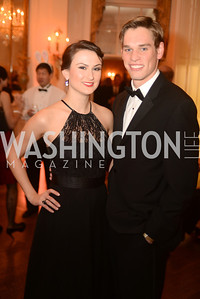 Masha Casey, Casey Dobyns, Capital City Ball, The Washington Club in Dupont, Saturday November 17, 2012, Photo by Ben Droz.