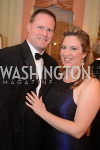 Doug Peters, Shellie Peters,  Capital City Ball, The Washington Club in Dupont, Saturday November 17, 2012, Photo by Ben Droz.
