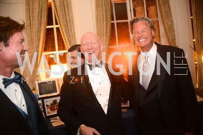 Jim Doan, John Dunford, Jeff Linney, Capital City Ball, The Washington Club in Dupont, Saturday November 17, 2012, Photo by Ben Droz.