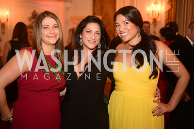 "Jennifer Tanana, Ronit Begal, Alezandra ""Kulap"" Russell, Capital City Ball, The Washington Club in Dupont, Saturday November 17, 2012, Photo by Ben Droz."