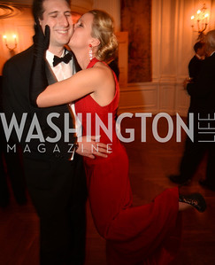 Josh Kurland, Jenn Hinkle,  Capital City Ball, The Washington Club in Dupont, Saturday November 17, 2012, Photo by Ben Droz.