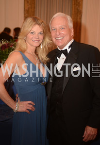 Gwendolyn Beck, John Saylor,  Capital City Ball, The Washington Club in Dupont, Saturday November 17, 2012, Photo by Ben Droz.