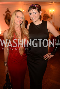 Lisa Pfenninger, Jen Ramos, Capital City Ball, The Washington Club in Dupont, Saturday November 17, 2012, Photo by Ben Droz.