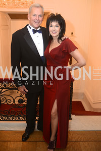Liz Sara, Bill Boczany,  Capital City Ball, The Washington Club in Dupont, Saturday November 17, 2012, Photo by Ben Droz.