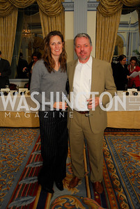 Maureen Dunn,Pete Dunn,January 19,2012,Capital Wine  Festival Kick-Off at the Fairfax Hotel,Kyle   Samperton