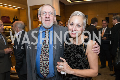 Doug Colton, Roberta Colton. Cartier 30 Years in Washington Private Cocktail Reception. Photo by Alfredo Flores. Cartier Chevy Chase. November 14, 2012