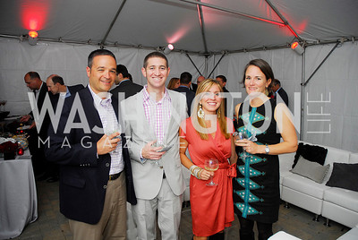 Joe Del Guercio,Alec Rosenberg ,Traci Rittenberg,Jen Del Guercio,September 29,2012,Casino Night,Capital for Children,Kyle Samperton