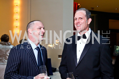 Jeff Riley, Keith Miller. Viva la Musica Gala. Photo by Tony Powell. Italian Embassy. May 19, 2012