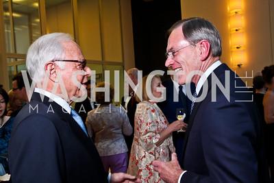 John Mason, Jay Johnson. Viva la Musica Gala. Photo by Tony Powell. Italian Embassy. May 19, 2012