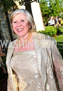 Leah Gansler. CharityWorks 100 Point Vintage Wine Tasting. Photo by Tony Powell. Brickman residence. June 2, 2012