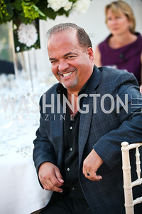Fernando Murias. CharityWorks 100 Point Vintage Wine Tasting. Photo by Tony Powell. Brickman residence. June 2, 2012