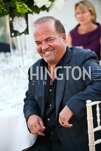 Fernando Murias. CharityWorks 100 Point Vintage Wine Tasting. Photo by Tony Powell. Brickman residence. June 2, 2012