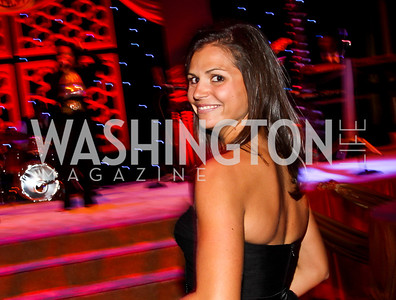 Neisha Taylor. Photo by Tony Powell. 2012 CharityWorks Dream Ball. Building Museum. September 29, 2012