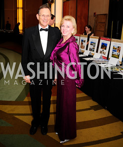 Hungarian Amb.Gyorgy Szapary,Marya Pickering,December 17, Choral Arts Gala,2012,Kyle Samperton