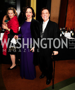 Melinda Levitt,David Petrou,December 17,2012, Choral Arts Gala,Kyle Samperton