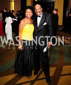 Solange Viviens,Cliff Barnes,December 17,2012, Choral Arts Gala,Kyle Samperton