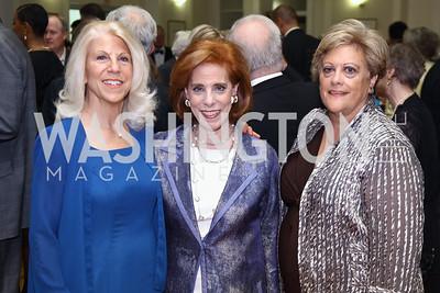 Kandie Stroud, Patricia Sagon, Carolyn Fazio
