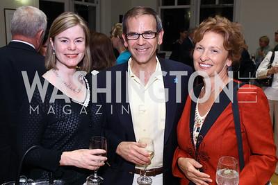 Mary Shaffran, James, Linda McGuire