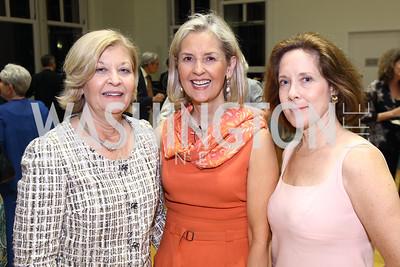 Pam Johnson, Diane Schaefer, Helen Debois