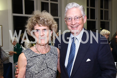 Dottie Woodcock, Ken Woodcock