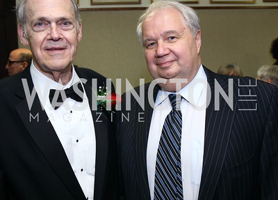 Norman Scribner, Sergey I. KISLYAK Ambassador of the Russian Federation to the U.S.