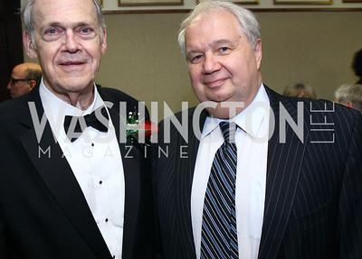 Norman Scribner, Sergey I. KISLYAK Ambassador of the Russian Federation to the U.S.