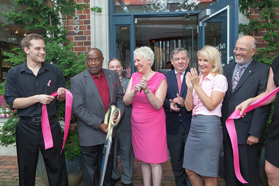 Circe of Alexandria, Grand Re-Opening Pink & Pink & Green Soiree. Photo by Alfredo Flores. Circe of Alexandria. June 12, 2012