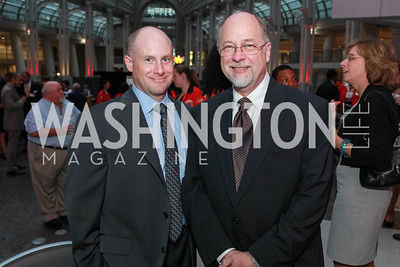 Joe Meadows, J.O. Meadows. City Year Washington DC's 2012 Idealism in Action Gala. Ronald Reagan Building Atrium. May 23, 2012. Photo by Alfredo Flores