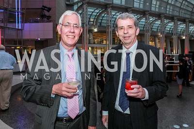 George Ruttinger, David O'Brien. City Year Washington DC's 2012 Idealism in Action Gala. Ronald Reagan Building Atrium. May 23, 2012. Photo by Alfredo Flores