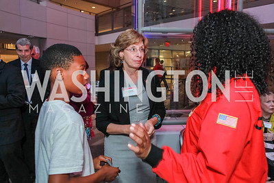 Brian Gaither, Kathy Snyder, Kimberly Davis. City Year Washington DC's 2012 Idealism in Action Gala. Ronald Reagan Building Atrium. May 23, 2012. Photo by Alfredo Flores