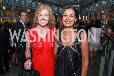 Gwenn Rosener, Anjali Gupta. City Year Washington DC's 2012 Idealism in Action Gala. Ronald Reagan Building Atrium. May 23, 2012. Photo by Alfredo Flores