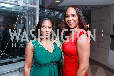 Montina Anderson, Nicole Cheatham. City Year Washington DC's 2012 Idealism in Action Gala. Ronald Reagan Building Atrium. May 23, 2012. Photo by Alfredo Flores