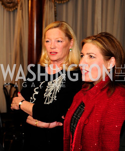 Ellen Noughes, Bea Perez,,December 5,2012,Clean Water to Communities Reception at The Residence of the Turkish Ambassador,Kyle Samperton