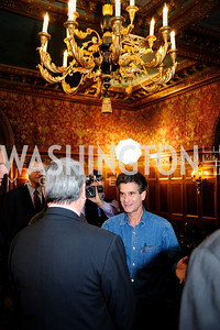 Dean Kamen,December 5,2012,Clean Water to Communities Reception at The Residence of the Turkish Ambassador,Kyle Samperton