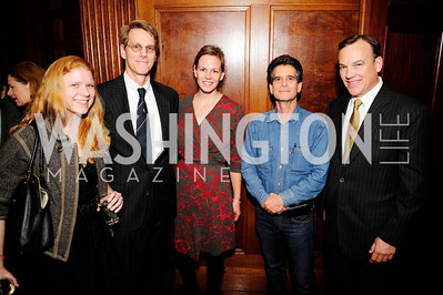 Robyn Beavers, John B. Kelly,Alexandra Golaszewska,Dean Kamen,Clyde Tuggle,December 5,2012,Clean Water to Communities Reception at The Residence of the Turkish Ambassador,Kyle Samperton