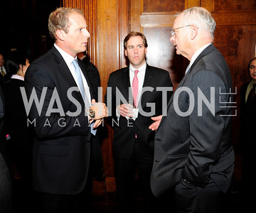 Derk Hendrickson, Matt Echols,Christian Holmes,December 5,2012,Clean Water to Communities Reception at The Residence of the Turkish Ambassador,Kyle Samperton