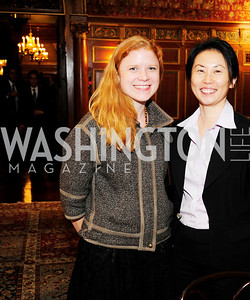 Robyn Beavers,Jin Guo,December 5,2012,Clean Water to Communities Reception at The Residence of the Turkish Ambassador,Kyle Samperton
