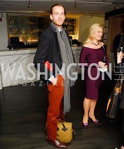Pepper Watkins,Susan Pillsbury ,November 5,2012,A cocktail party for Club Caravan at A Bar,Kyle Samperton
