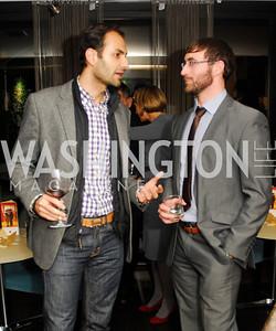 Omar Popal,Robert Pontsioen,November 5,2012,A cocktail party for Club Caravan at A Bar,Kyle Samperton
