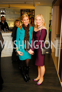 Mary Anne Huntsman,Susan Pillsbury,November 5,2012,A cocktail party for Club Caravan at A Bar,Kyle Samperton