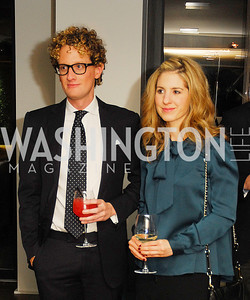 Frankie Lustic,Marissa Mitrovich,November 5,2012,A cocktail party for Club Caravan at A Bar,Kyle Samperton