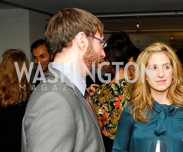 Robert Pontsioen,Marissa Mitrovich,,November 5,2012,A cocktail party for Club Caravan at A Bar,Kyle Samperton