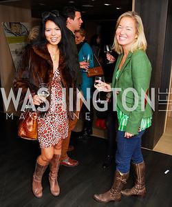 Christina Sevilla ,Philippa Hughes,November 5,2012,A cocktail party for Club Caravan at A Bar,Kyle Samperton