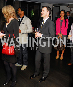 George Rogers,November 5,2012,A cocktail party for Club Caravan at A Bar,Kyle Samperton