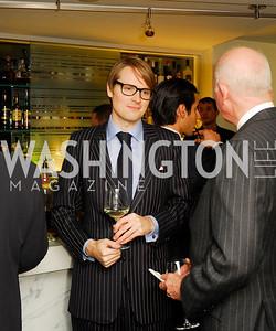 Todd Fox,November 5,2012,A cocktail party for Club Caravan at A Bar,Kyle Samperton