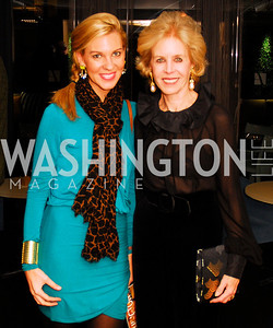 Mary Anne Huntsman,Ann Nitze,November 5,2012,A cocktail party for Club Caravan at A Bar,Kyle Samperton