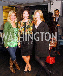 Philippa Hughes,Kristin Guiter,Karen Yankosky,November 5,2012,A cocktail party for Club Caravan at A Bar,Kyle Samperton